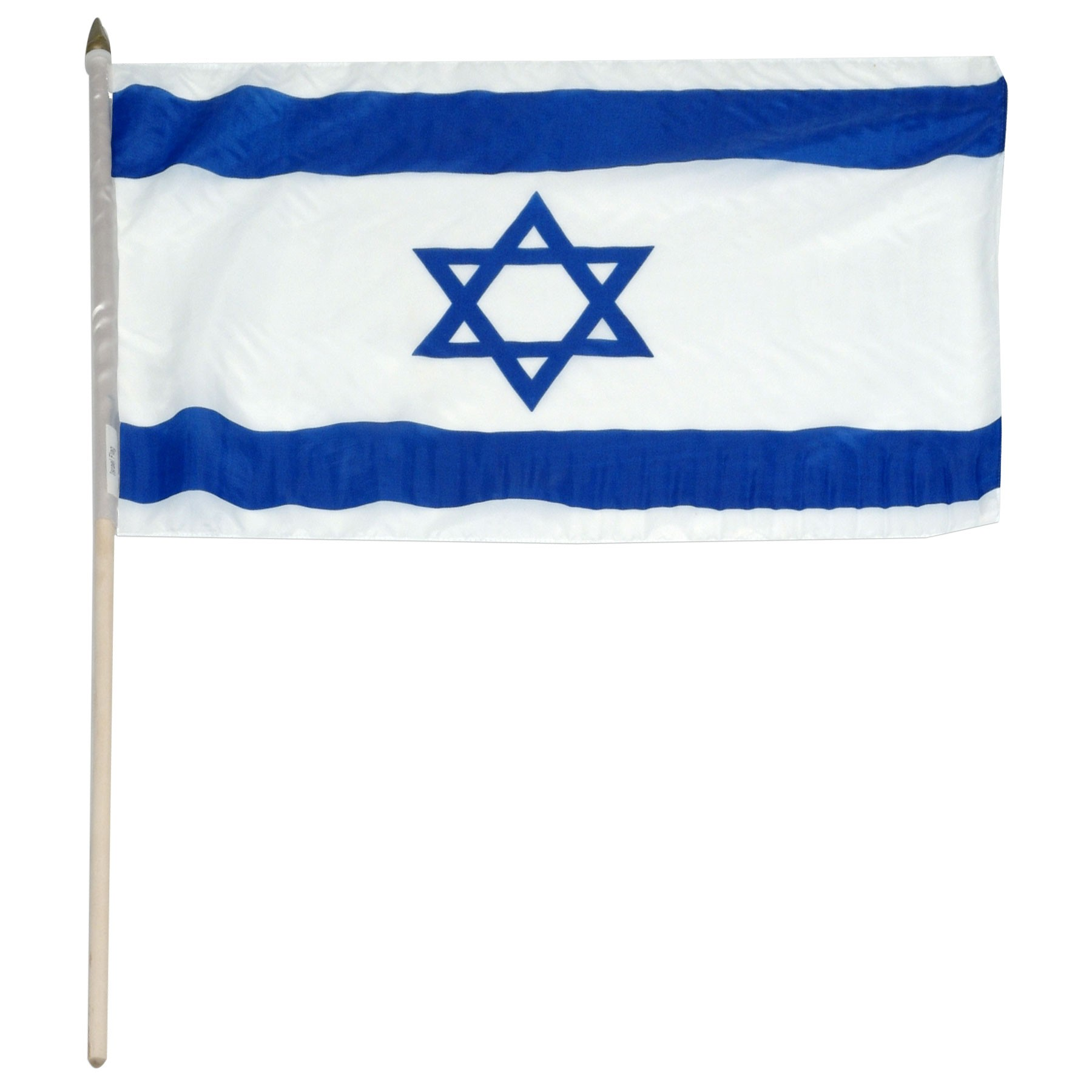 Rabbi Shmuley | Claim Your Large Israeli Flag