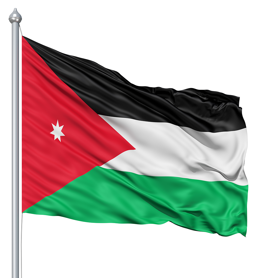 Flag of Jordan Wikipedia