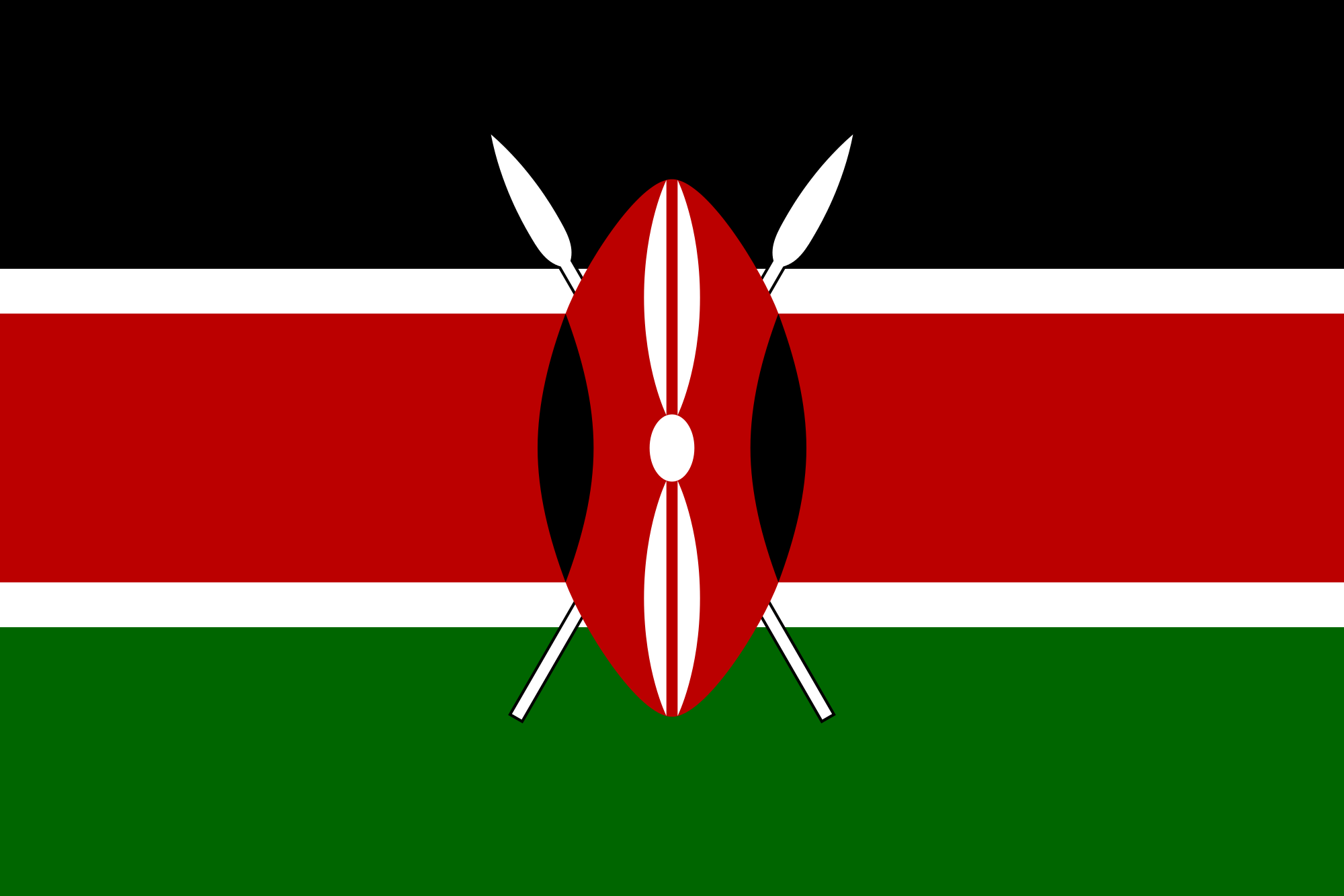 Kenya Flag and Description