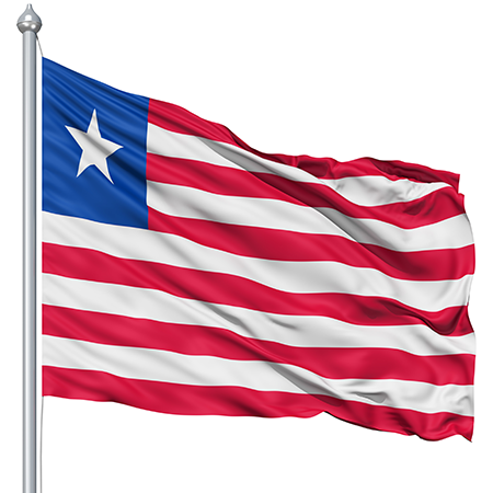 Liberia Flag colors meaning history of Liberia Flag