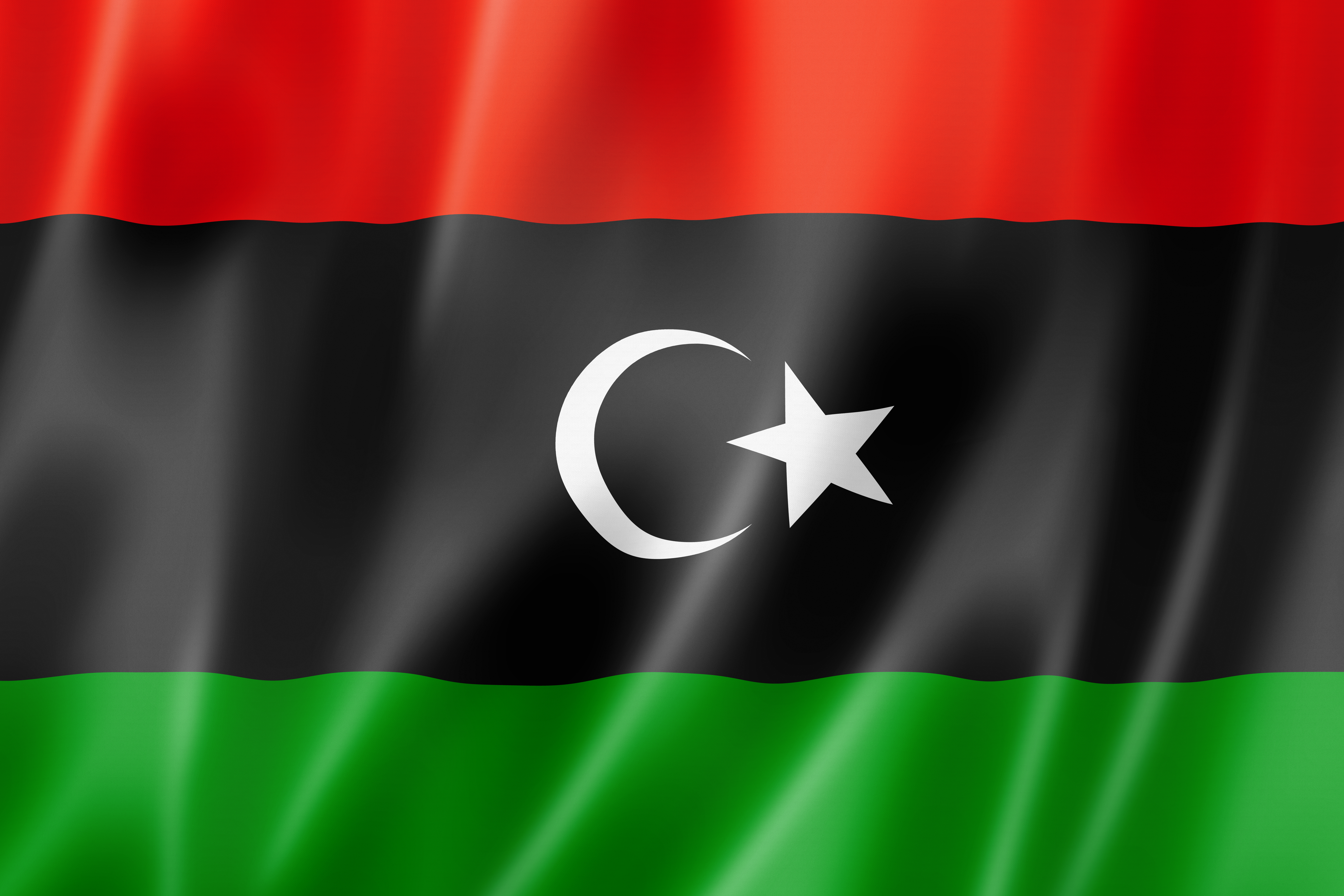 The Ominous Symbolism of Libya & Syria's Rebel Flags | Sophie