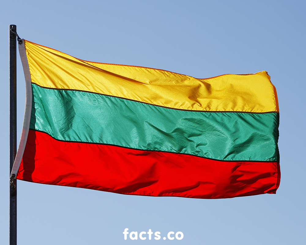 File:Flag of Lithuania.svg Wikimedia Commons