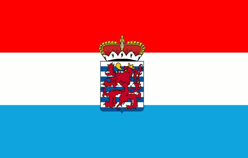 Luxembourg Flags from The World Flag Database