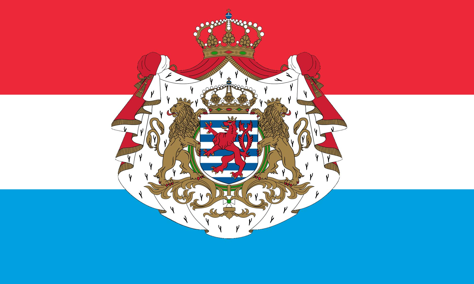Luxembourg Flag, Flag of Luxembourg