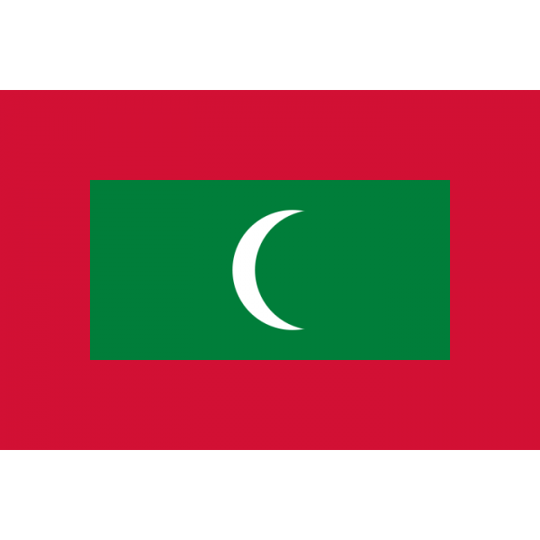 Maldives Flag and Description