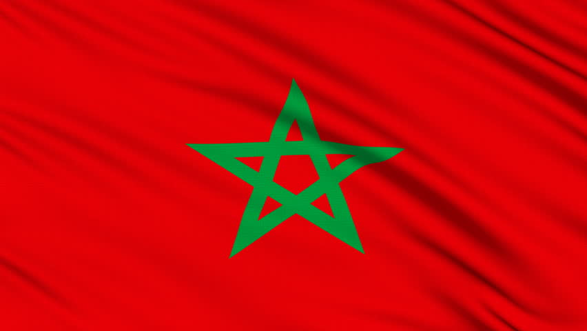 The Moroccan Flag, Before the Nazi's Rewrote History