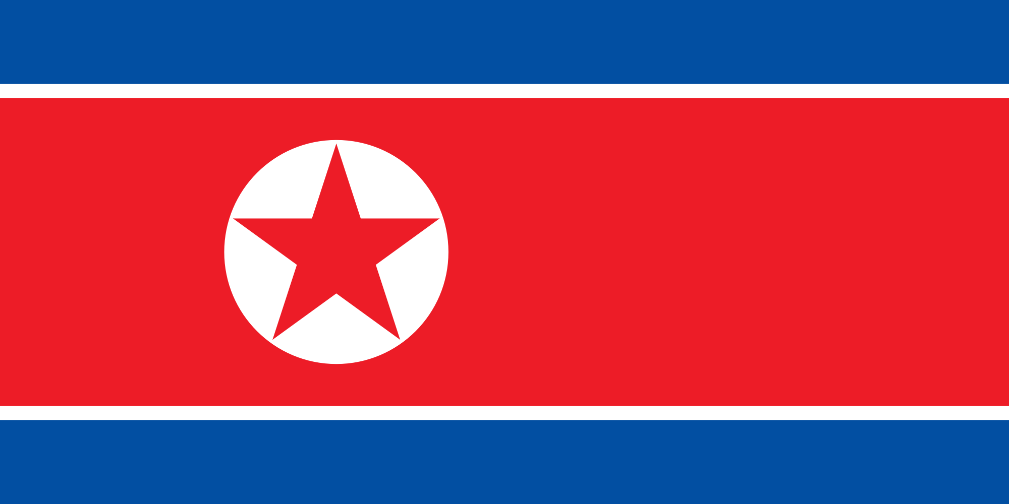 Flag of North Korea | North Korea | Know Your Meme