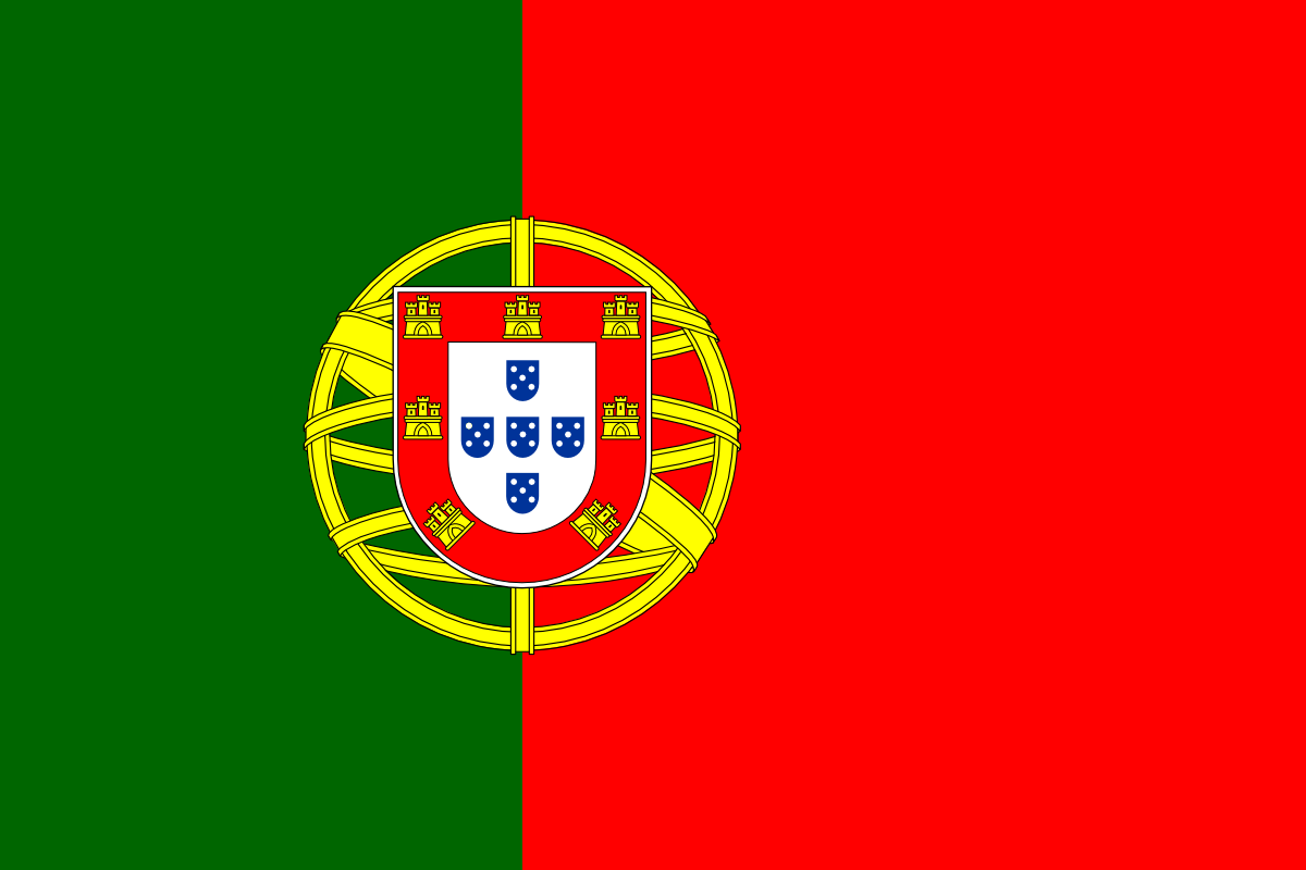 Portugal Flag by think0 on DeviantArt