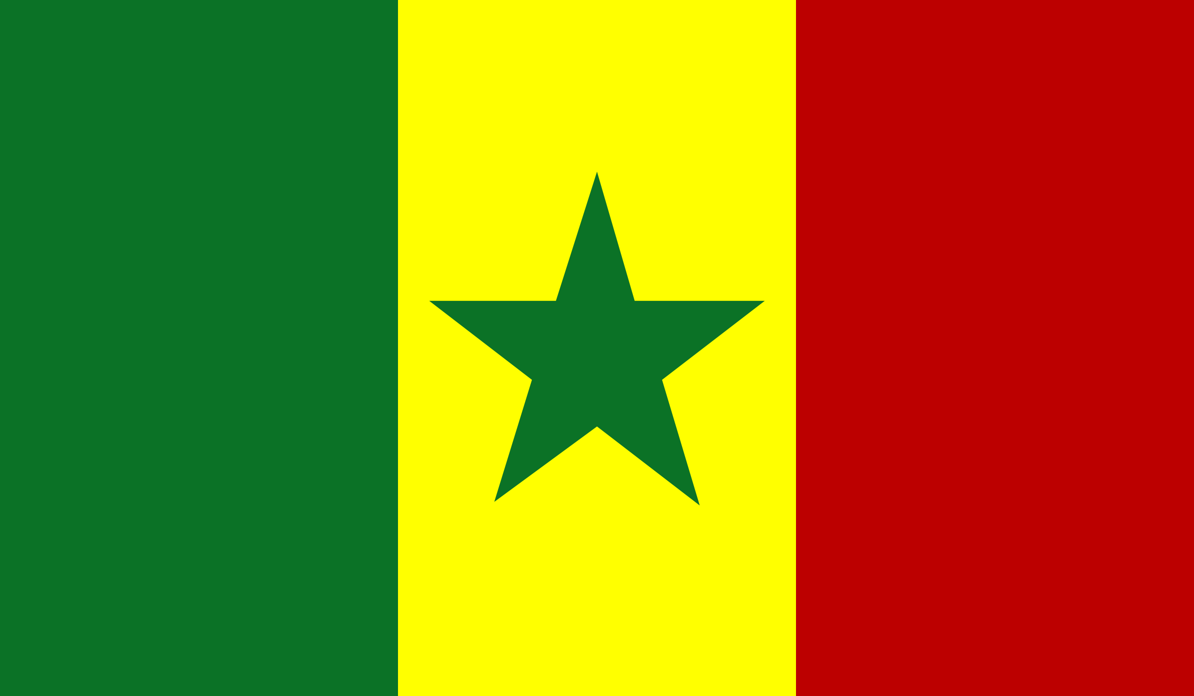 Senegal Flag, Flag of Senegal