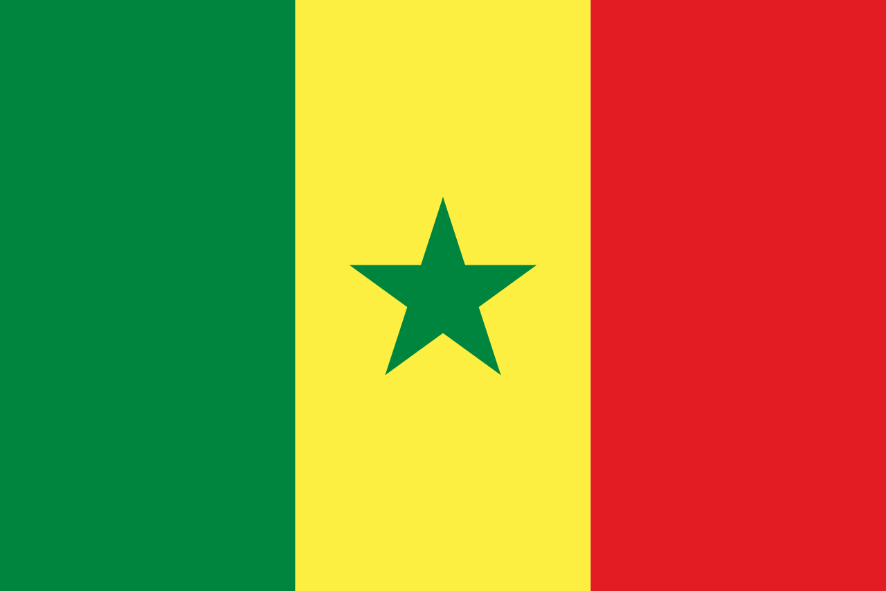 Senegal Flag colors meaning history of Senegal Flag