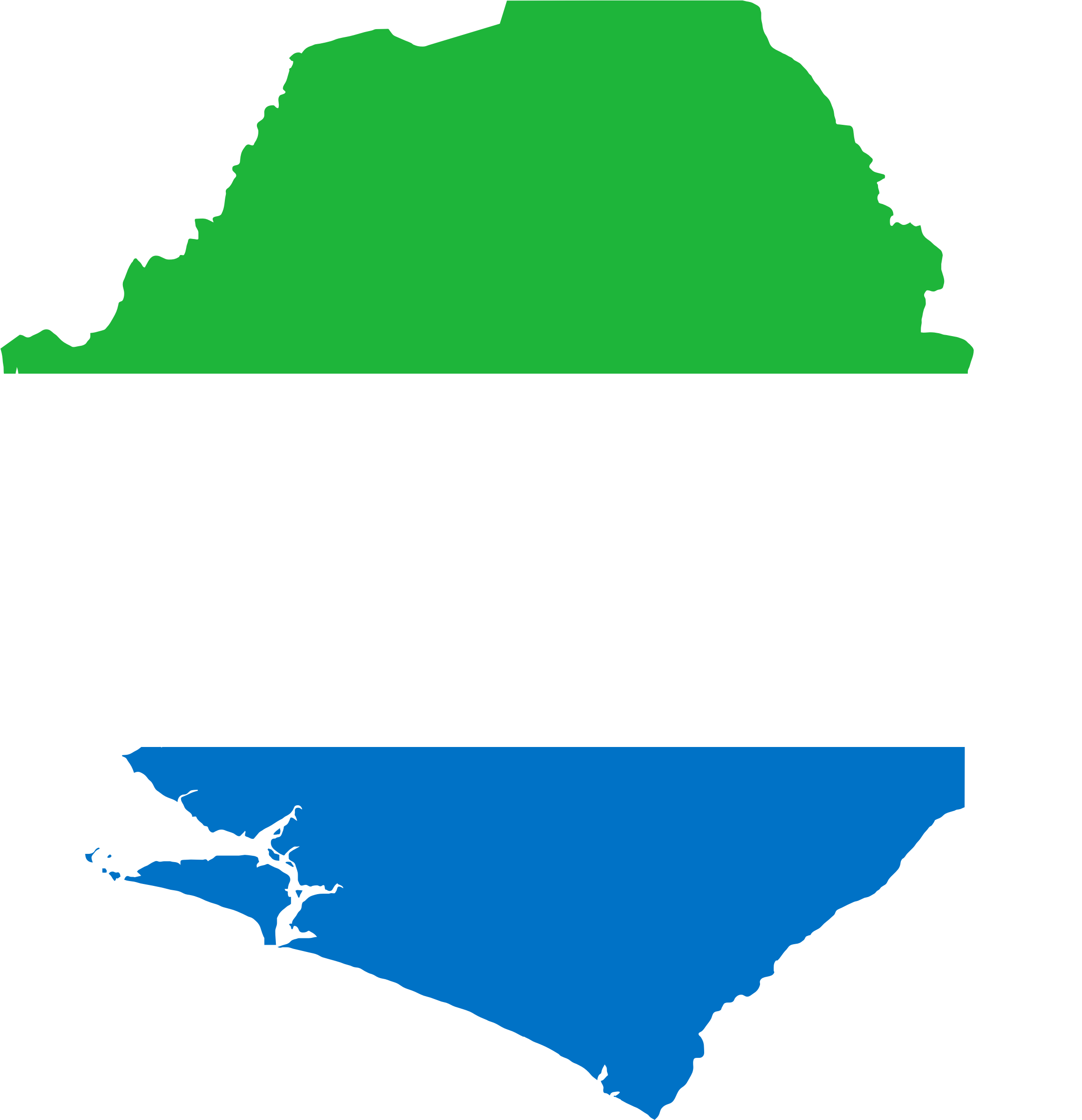 Sierra Leone Flag and Description