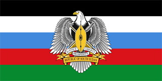 File:Flag map of South Sudan.svg Wikimedia Commons