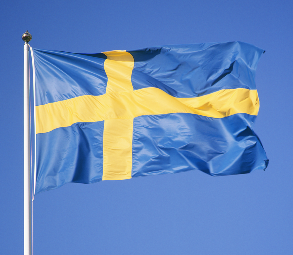 Flag of Sweden Wikipedia