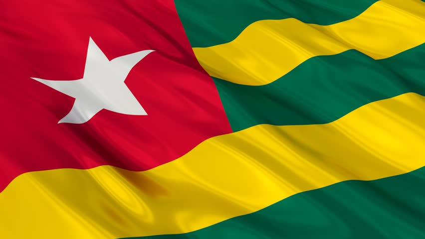 Togo Flag colors meaning & history of Togo Flag