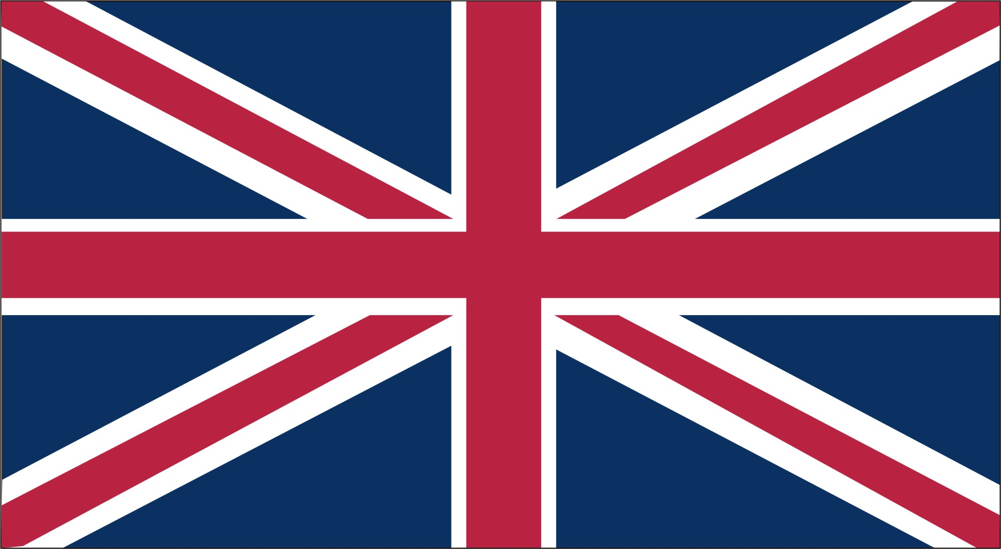 United Kingdom of Great Britain's Flag EnchantedLearning.com