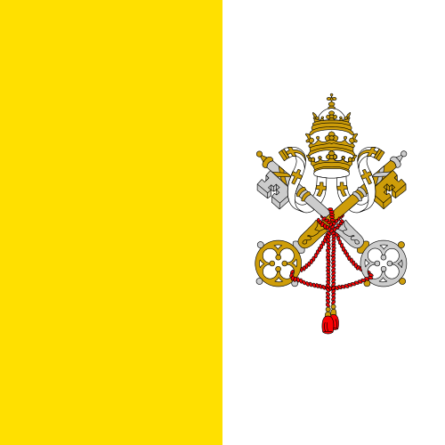 Vatican City Flag | Symonds Flags & Poles, Inc